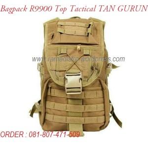 Bagpack R9900 Tactical TAN GURUN