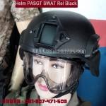 helm PASGT SWAT hitam rel