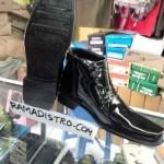 Sepatu PDH luks Tpr army