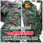 sleeping bag loreng