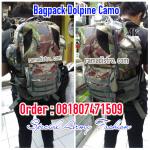Bagpack Hiu Dolpin Camo