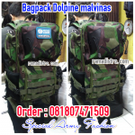 Bagpack Hiu Dolpin Malvinas