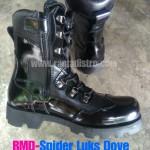 Sepatu Pdl Spider Luks dove(tampak samping dalam)