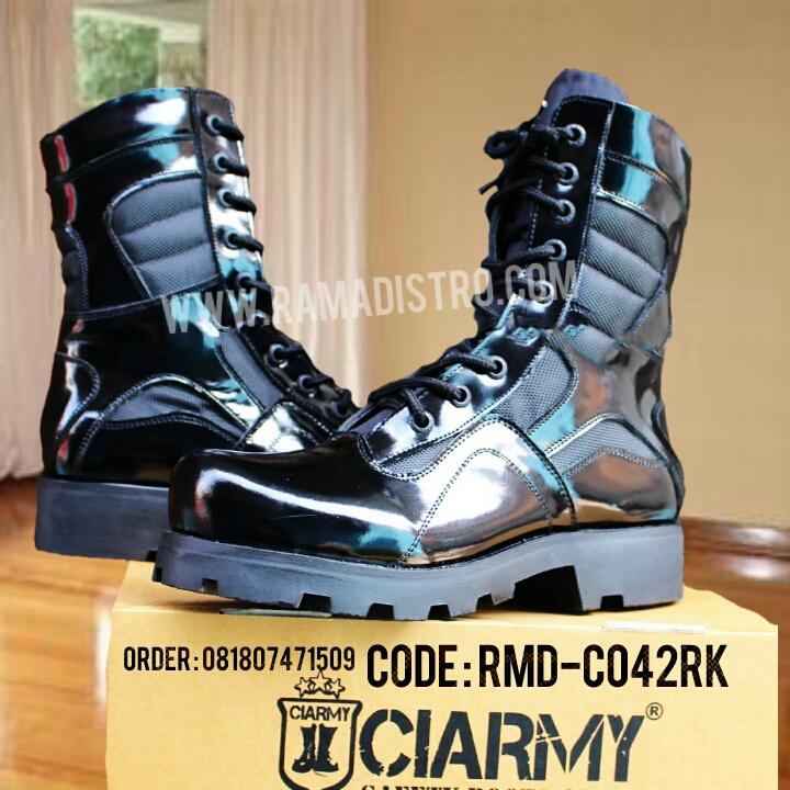 Sepatu pdl Ciarmy C042Rk ramadistro